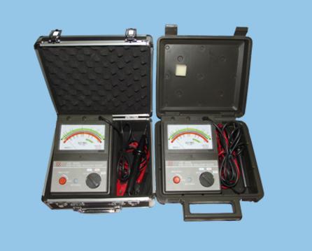 gjc系列高压绝缘电阻测试仪