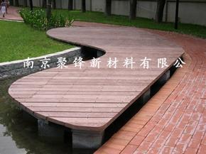 聚锋塑木铺装板
