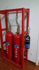 GQQ120柜式七氟丙烷气体灭火装置