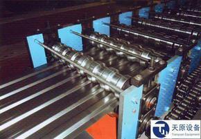 供应天原钢板仓型材全自动生产线成型机设备