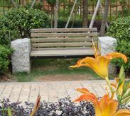 花岗岩花园长凳GCF498