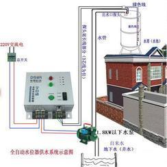 厂家供应不锈钢水塔,家用水塔 水塔控制器