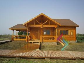 专注农家乐木屋设计--木屋的销售