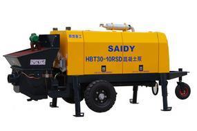 HBT系列混凝土泵