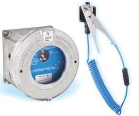 newsongale静电接地夹,静电接地报警装置