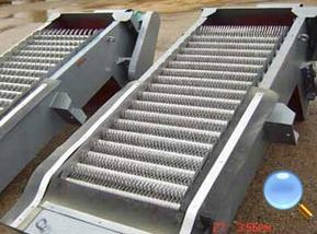 海能XG系列回转式机械格栅