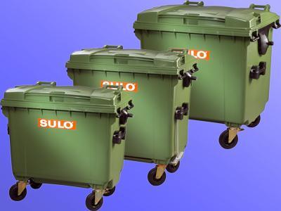 垃圾桶机械设备
