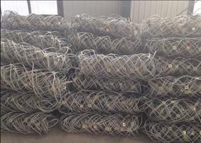 主动柔性网,边坡治理,拦落石系统