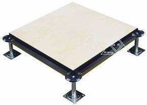 陶瓷、花岗石贴面木基防静电活动地板