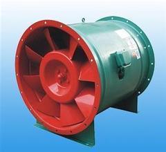 带CCCF消防认证HTF轴流式消防排烟风机