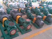 耐腐耐磨型IHF氟塑料泵