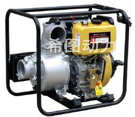 4寸柴油机带水泵