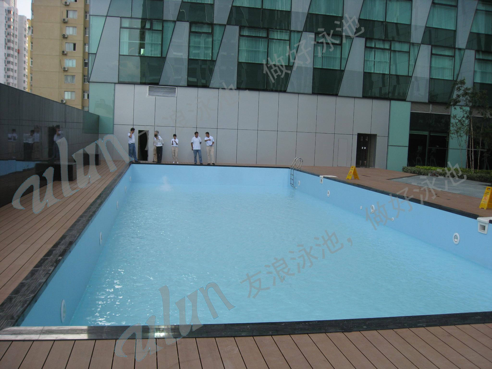拆裝式游泳池_co土木在線圖片