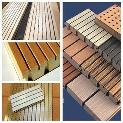 南昌木质吸音板,槽木吸音板