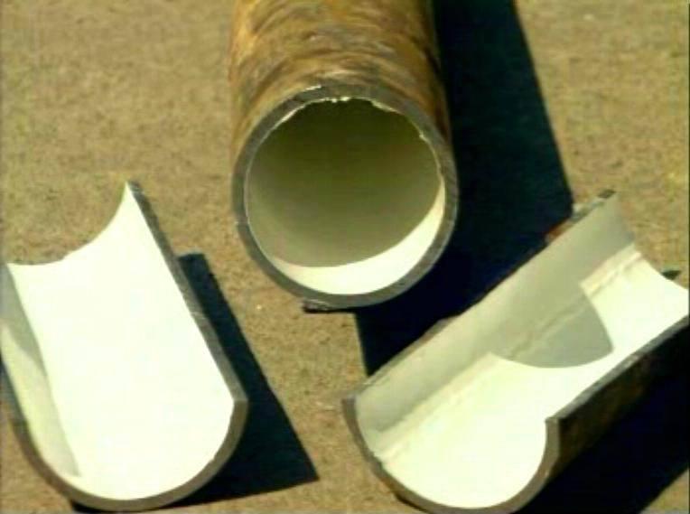 解决管道二次污染世界难题专利环保技术的_