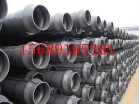 PVC通讯用双壁波纹管厂家