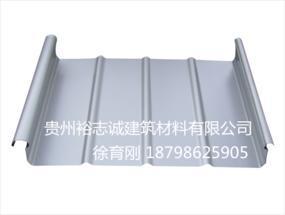 贵州铝镁锰板波纹板幕墙系统