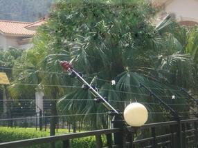 供应兰星电子围栏-电子围栏厂家直销