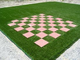 装饰人造草坪