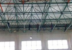 厂房钢梁油漆防腐