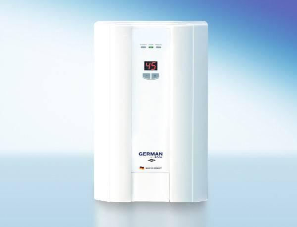 德国宝即热式电热水器家用设备
