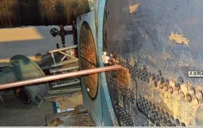 中央空调换管维修