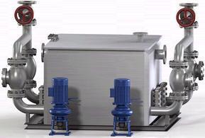 不锈钢四泵外置式设备—污水提升排放设备—排水设备—WSPJIV-W/F系列