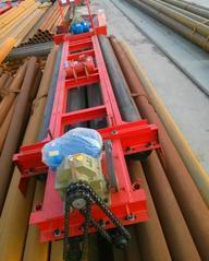 TY3-600三辊轴电动混凝土摊铺机