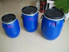 工业专用50公斤开口塑料桶
