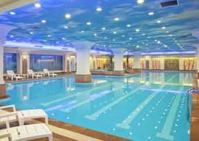 健身房专用拆装式泳池