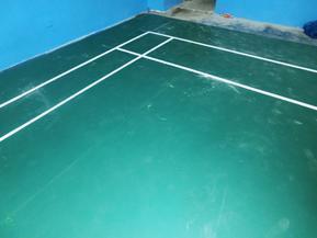 羽毛球PVC胶地板 深圳羽毛球胶地板厂家