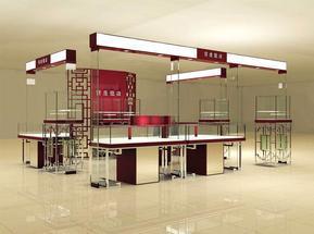 展柜厂/展柜设计/珠宝展示柜设计