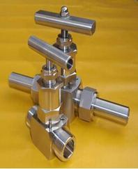 进口焊接式高压高温针型阀