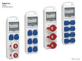 冷冻柜专用插头插座 冷藏箱专用插头插座 冷藏集装箱专用插头插座 冷冻集装箱插头插座