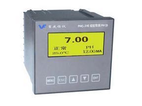 PHC-31E中文显示工业在线PH计酸度计