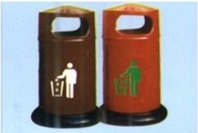 安徽玻璃钢垃圾箱_垃圾箱厂家