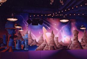 专业酒吧KTV壁画
