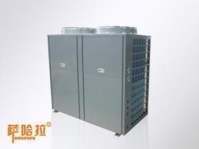低温增焓空气源热泵热水机