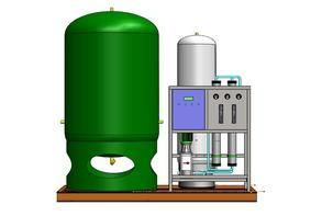 净/供/纯/一体化供水设备