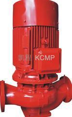瓯北XBD1.25/3.5-50L型立式管道消防泵