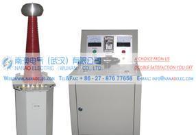 NAYD油浸式试验变压器
