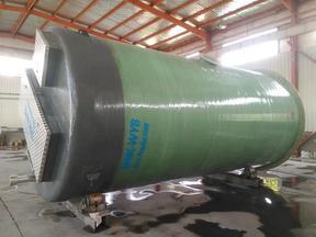 石台县SFRK-WYB一体化预制提升泵站