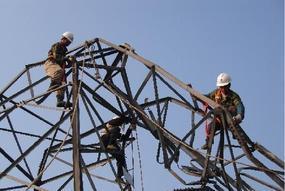 铁塔拆除—信联钢构