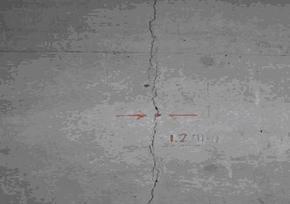混凝土地面墙面裂缝处理