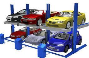立体车库/起重机械/无避让立体停车库/立体仓储设备