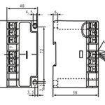 KRIWANINT69VSY-II马达保护器/热保护模块