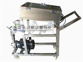 工业盐水自动装桶设备