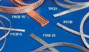 艾力锋ERIFLEX 金属编织 一体化接头接地编织
