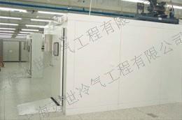 上海承接全国各地实验冷库