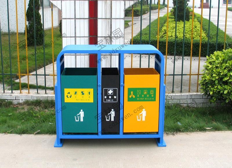 室外垃圾桶造型新颖,安全耐用.室外垃圾桶上百.